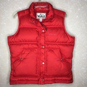 Woolrich Down Puffer Vest